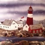 Норвегия предлагает пожить в маяке