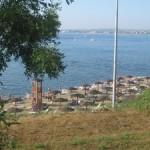 Пляжи Анапы очистят от нелегальных кафе