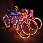 Московские велосипедисты прокатятся по городу «Велоночью»