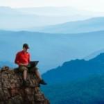 На вершине горы Фудзи появился Wi-Fi