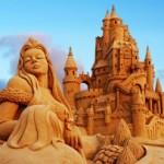 В Петропавловской крепости «поселятся» фигуры из песка