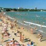 В Анапе запретили купание в море