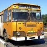 Парад ретроавтобусов пройдет в Москве