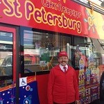 Самый известный кондуктор РФ нашёл работу в туризме