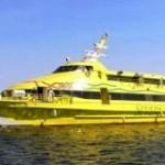 Прекращено морское сообщене между Сочи и Абхазией