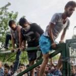 Хорватия перекрыла дороги из Сербии