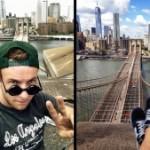 Селфи на мостах попали под запрет в Нью-Йорке