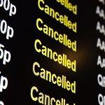 Cписок отменённых рейсов «Трансаэро» на 13 октября