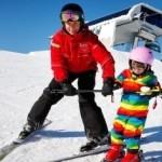 Финский курорт Рука открывает горнолыжный сезон