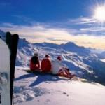 В Швейцарии стартовал горнолыжный сезон