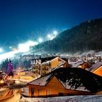 Буковель: популярный горнолыжный курорт Украины