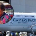 Кража спасательного жилета из самолета обошлась туристке в кругленькую сумму