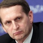 В Египте ждут Сергея Нарышкина