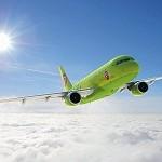 S7 Airlines летит из Новосибирска в Шанхай
