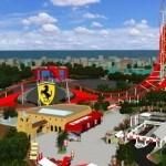 Парк развлечений «Феррари» появится в Испании