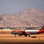 Лоукостер «изиДжет» планирует полететь в Шарм-эль-Шейх в мае