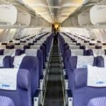 «ЮТэйр» отменяет питание во время полетов
