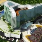 В Батуми начато строительство крупнейшего туристического комплекса