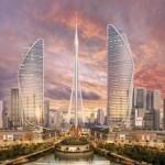 Дубай построит небоскреб выше башни Бурдж-Халифа