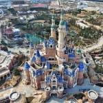 Новый Диснейленд в Шанхае призывает туристов к адекватности