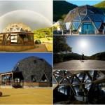 Первый сферический дом в Крыму пользуется популярностью у туристов