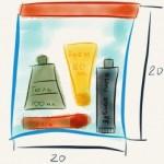 Ограничения на пронос жидкостей в самолет будут сняты