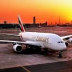 Самый большой самолет в мире будет летать из Москвы в Дубай
