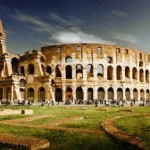 Туристу грозит крупный штраф за использование дрона над Колизеем