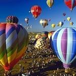 Европейский фестиваль воздушных шаров с ANEX Tour
