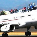 Почти 30 человек не поместились в самолет, летевший в Сочи
