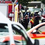 Взрыв в Германии: 12 человек пострадали