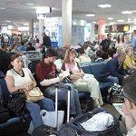 Туристы не смогли вылететь из Таиланда