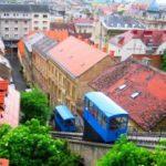 Самый короткий фуникулер в мире открылся в Хорватии