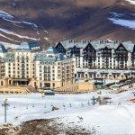 Горнолыжка Азербайджана начинает бронирование зимы