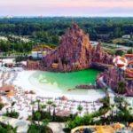 В Анталии открылся самый большой парк развлечений в Турции