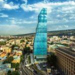 Первый в Грузии семизвездочный отель открылся в Тбилиси