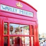 Самый маленький в мире музей открылся в телефонной будке