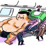 Американская авиакомпания начала взвешивать пассажиров