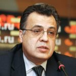 Убит Посол России в Турции Андрей Карлов