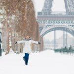 Путешествие в зимний Париж