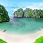 Острова Пхи-Пхи закрыты для туристов