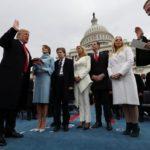 Инаугурация Трампа привлекла кСША россиян