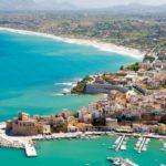 Ростуризм олесных пожарах наСицилии