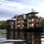 Круизы поАмазонке становятся популярны среди luxury туристов