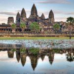 Храмы Ангкор и Преахвихеа — объекты Всемирного наследия ЮНЕСКО в Камбодже