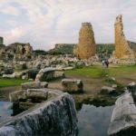 Руины древнего Перге вэтом году посетят 4млн туристов