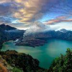 Около острова Ломбок произошло землетрясение
