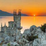 Поитогам года вКрыму побывало около 7млн туристов