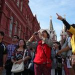 ВМоскве нехватает гидов сознанием китайского языка