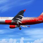 Авиакомпания «Россия» запустила рейсы вНиццу